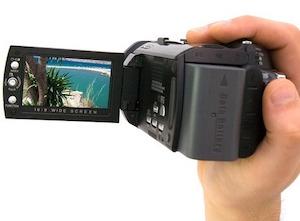 ハンディカム(ビデオカメラ)