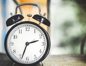 時計の時間