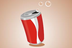 コーラ・炭酸水